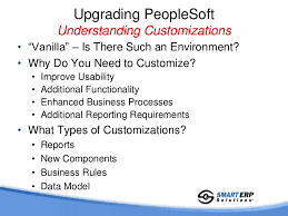 peoplesoft 9 1 upgrade best practices