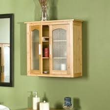 White Bathroom Cabinet With Glass Doors Bathroom Cabinet Glass Doors Chaseblackwell Co