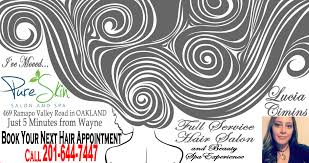 pure skin and full service salon and spa