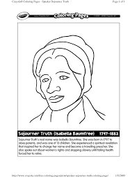 sojourner truth clipart 50