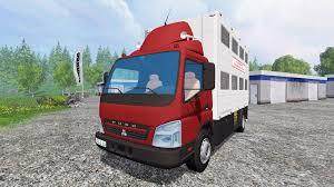 mitsubishi truck 2015 mitsubishi fuso for farming simulator 2015