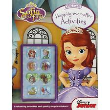 disney junior sofia happily activities