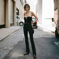 Fashion Model Resume Model Casting Street Style New York Fashion Week 2017 Vogue