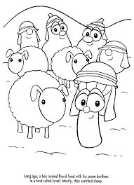 Pictures Veggie Tale Coloring Pages 72 Remodel Coloring