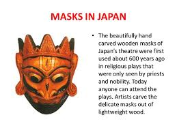 masks masks are a universal cultural link being found in most
