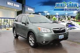 lexus used parts denver used 2015 subaru forester 2 5i touring for sale near denver co