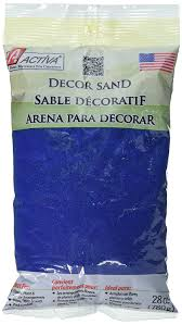 amazon com activa décor sand 28 ounce white arts crafts u0026 sewing