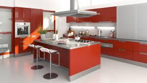 kitchen red 18 modern kitchen ideas for 2018 300 photos