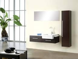kokols modern bathroom vanity and blue vessel sink combo set on
