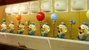 clown balloon water gun clown retro carnival balloons a classic water gun