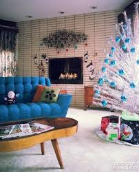 Modern Christmas Home Decor 24 Best Mid Century Modern Christmas Images On Pinterest Modern