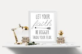 bible quote gifts talents bible verse inspirational faith no fear let your faith be