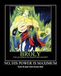 Broly Meme - broly