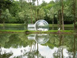 Bubble Tent Bubble Houses For Eco Responsible Luxurious Accommodation Http