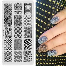 compare prices on lace nail art stamp online shopping buy low