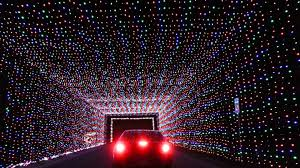 Round Rock Trail Of Lights At Old Settlers Park Youtube