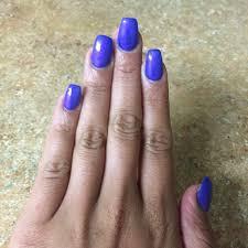 full set coffin gel nails yelp