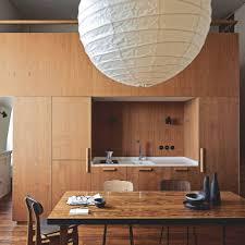 cuisine style montagne chic une cuisine en bois pour une ambiance chalet de montagne