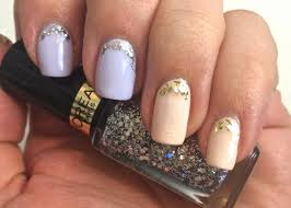 flutter and sparkle nails swatches of the l u0027oreal les blancs and