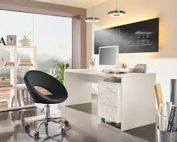 Schreibtisch F Zuhause Schreibtisch Weiß Briefablage Schreibtische Und Hochglanz