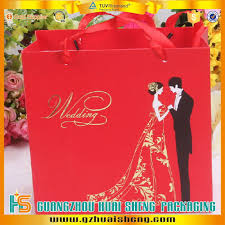 Indian Wedding Gift Creative Paper Gift Bags Red Indian Wedding Gift Bags Wedding