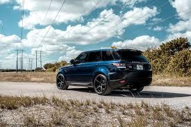 all black range rover range rover sport velgen wheels classic5 satin black 22x10 5