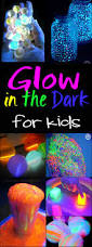 Kid Friendly Halloween Party Ideas Glow In The Dark Ideas For Kids Fun Crafts And Activities For Kid