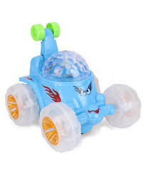car toy blue smiles creation dancing car toy blue