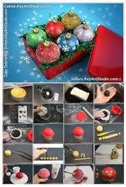 ornament cupcakes tutorial creative cupcakes cupcakes