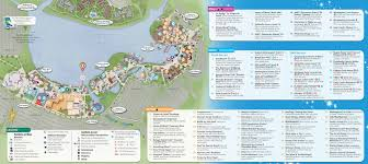 Downtown New Orleans Map by Walt Disney World Maps For Theme Parks Resorts Transportation