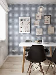 Wallpaper Ideas For Dining Room 32 More Stunning Scandinavian Dining Rooms
