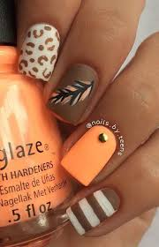 top 16 fashion nail design for fall thanksgiving new