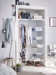 Ikea Closet Designer Best 25 Open Wardrobe Ideas On Pinterest Hanging Wardrobe