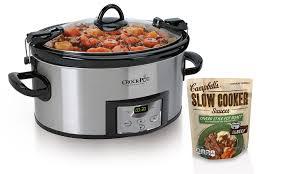 best crockpot deals black friday amazon com crock pot sccpvl610 s 6 quart programmable cook and