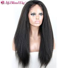 gray hair pieces for american bliss wig italian yaki african american full lace human hair wigs