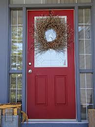 How To Make A Exterior Door Front Door Makeovers