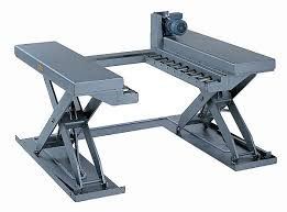 Pallet Lift Table by Lift Table Gallery 2