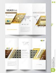sided tri fold brochure template tri fold brochure business templates on both sides easy editable