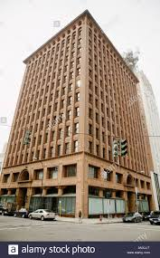 Louis Sullivan by Prudential Guaranty Building Steel Frame Terra Cotta Veneer Louis