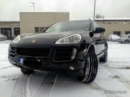 2007 Porsche Cayenne - 2007 porsche cayenne s automatic