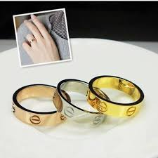 cartier rings images Replica cartier love ring on the hunt jpg