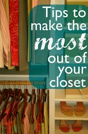 organize your closet part 2