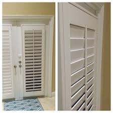 white polywood plantation shutters on french doors yelp window