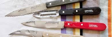 opinel kitchen knives loft 4 essentials knives box set opinel