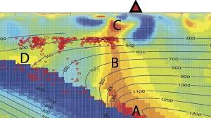 tcnj map tcnj physics professor s research on volcanic subduction zones
