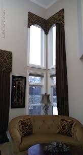 Cornice Window Treatments Cornice Window Treatments With Drapery Panels Interior Home Decor