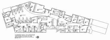 Floor Plan Dental Clinic by T Michael Hadley Architect Sedona Arizona Architecture