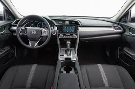 honda civic 2016 black 2016 honda civic ex sedan first test review
