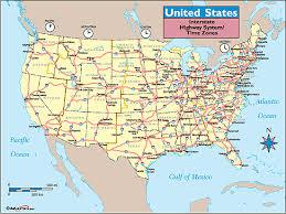 map us states highways map usa states highways map us highways 5 maps update 975660 map