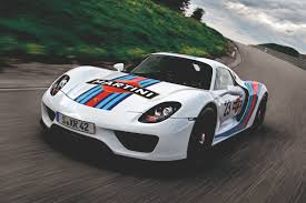 martini stripe porsche 918 martini racing auto express